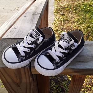 Converse All Star Size 5 Baby